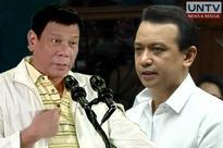 Trillanes tags Duterte as a communist