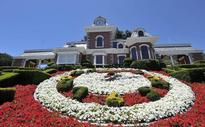 Neverland Ranch back on market with cut price, no Michael Jackson reference
