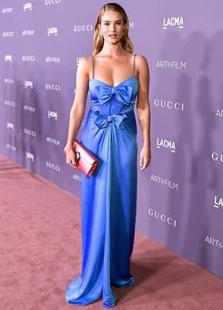 Kim Kardashian goes shirtless on the red carpet