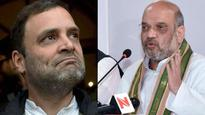 Country has moved away from politics of caste, nepotism and appeasement: Amit Shah on Rahul's chances of reviving Cong