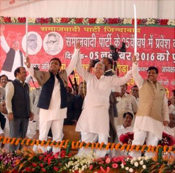 SP rift continues: Akhilesh-Shivpal exchange barbs