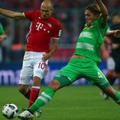 Bundesliga wrap: Bayern Munich down Gladbach as Dortmund stumble again