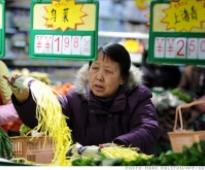 China's FDI inflow slows