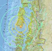 7.7-magnitude quake triggers Chile tsunami warning