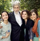Jalsa time for Big B, friends