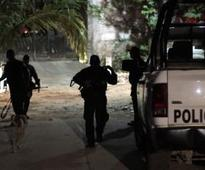Murder rate climbs in Mexico - report