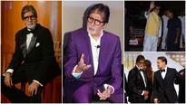 Happy Birthday Amitabh Bachchan: Decoding Big B's timeless style!