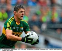 Aidan O'Mahony returns as Kerry make three changes ahead of Roscommon clash