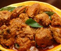 Mughlai Style Chicken Curry