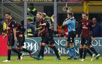Ref got it wrong, slams Allegri as Milan stun Juve