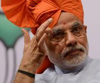 No mention of reshuffle as PM Modi reviews performance ...