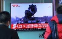 North Korea fires four ballistic missiles