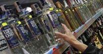 38 cartons of smuggled liquor seized, 6 arrested