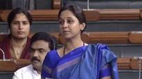 Death for rapists, demands NCP's Supriya Sule