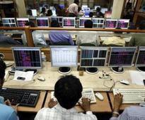 Sensex up marginally after sluggish start