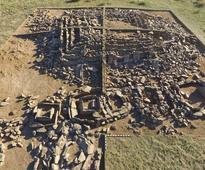 Bronze Age Mausoleum Unearthed in Kazakhstan