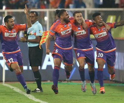 Indian football round-up: Pune City FC rally to win against Mumbai City FC
