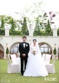 Footballer Park Jong-woo of Dokdo ceremony gets married