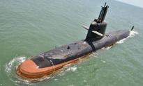 India's first Scorpene-class submarine starts sea trials