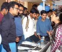 Parvaaz 2016: Thousands of aspirants throng job fair