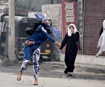 How Kashmir situation is turning girls in headscarves and school uniforms into stone-pelters