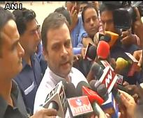 BJP must punish Haryana chief's son: Rahul Gandhi on Haryana stalking case