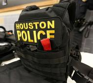 HPD receiving first vests to protect officers from high-powered rifle shots