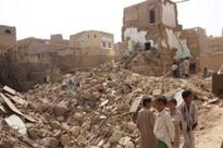 Scores of Yemenis Killed in Clashes and in Saudi-Led Coalition Air Strikes, January 7, 2017.