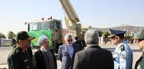 Iran releases images of 1st self-manufactured missile defense system