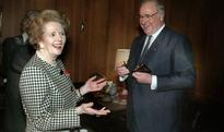 Helmut Kohl claims Thatcher's legacy was a lasting hostility to Europe