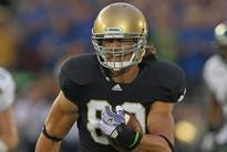 Eifert taken in first round; Te'o still waiting