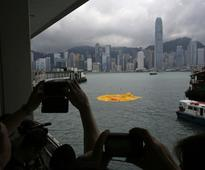 Giant Rubber Duck Drowns Prompting Cries Of Foul Play