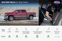 2016 GMC Sierra: Car Seat Check