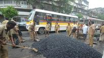 Road scam report tilts in favour of contractors, say Oppn, activists