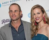 Brooklyn Decker expecting second child with Andy Roddick