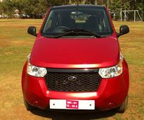 Mahindra launches electric car e2o at Rs 5.96 lakh