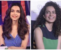 Kangana Ranaut trying to replace Deepika Padukone in Sanjay Leela Bhansali's 'Padmavati'? 'Rangoon' actress reacts