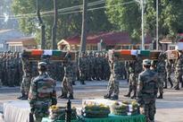 Mortal remains of seven Uri martyrs reach Varanasi