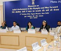 'Performance of India in Rio Olympics and way forward' concludes in New Delhi