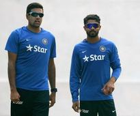 'Ashwin, Jadeja out of 2019 World Cup race'