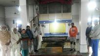 Sacrilege at Banga village gurdwara