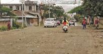Wornout roads adorn CCpur