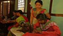 Jhum farmer gets vocational training in Tripura