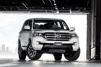 EK Kanoo offers Land Cruiser fitted with TRD kit
