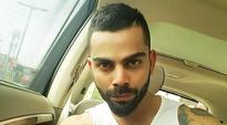 Virat Kohli gets new hairdo ahead of West Indies tour