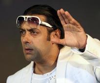 Salman made a comparison, akin to saying he worked like a donkey: Arbaaz