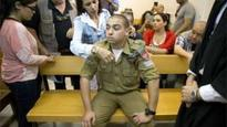 Israeli soldier on manslaughter charge