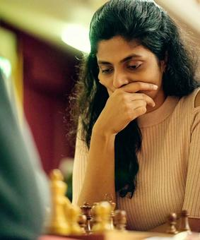 World Women's Chess: Harika misses out, Padmini survives