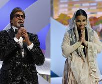 Cannes 2013: Amitabh Bachchan, Vidya Balan open Cannes with a Bollywood ban