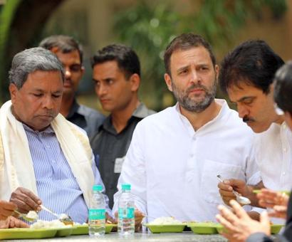 JD-S holds key to Congress's 2nd term in Karnataka